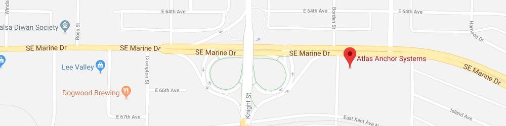 1618 SE Marine Dr, Van BC -Atlas Anchor Systems