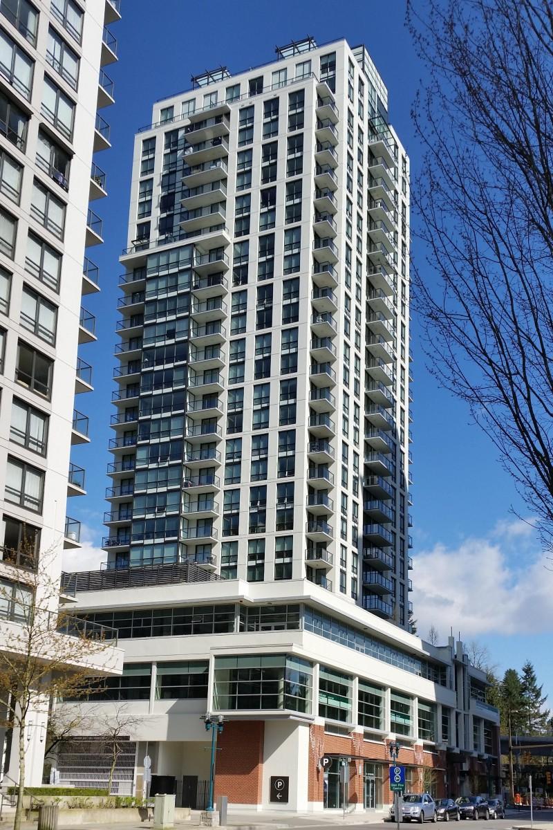 Evergreen Westwood Village Tower
