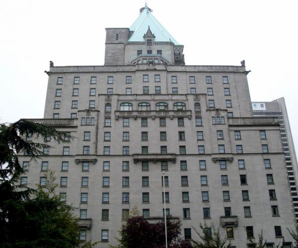 Fairmont Hotel Vancouver Vancouver Bc Atlas Anchor Systems