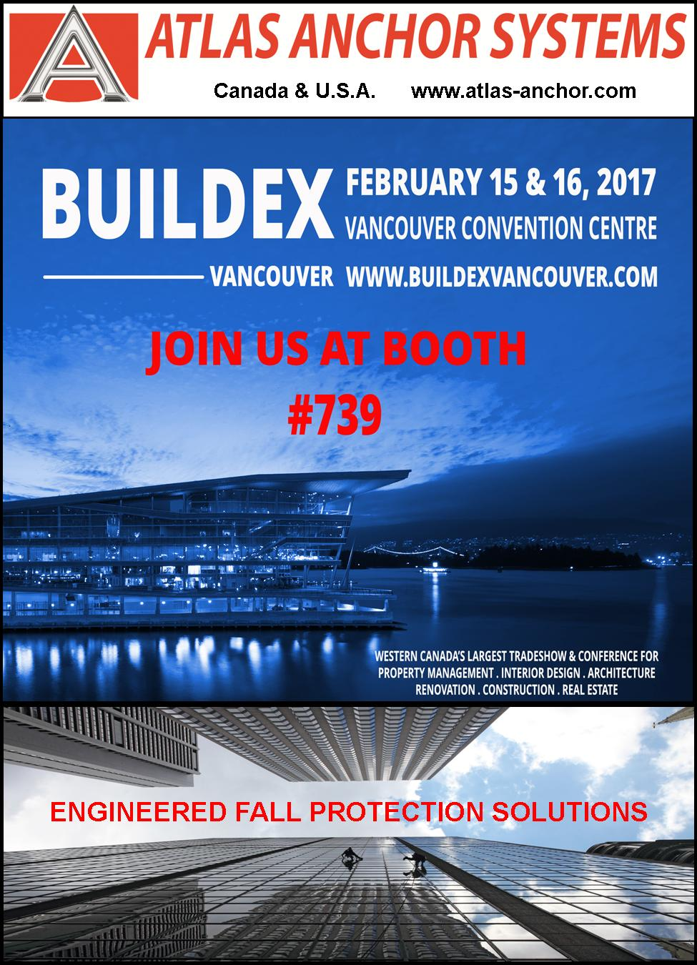 Atlas Buildex 2017
