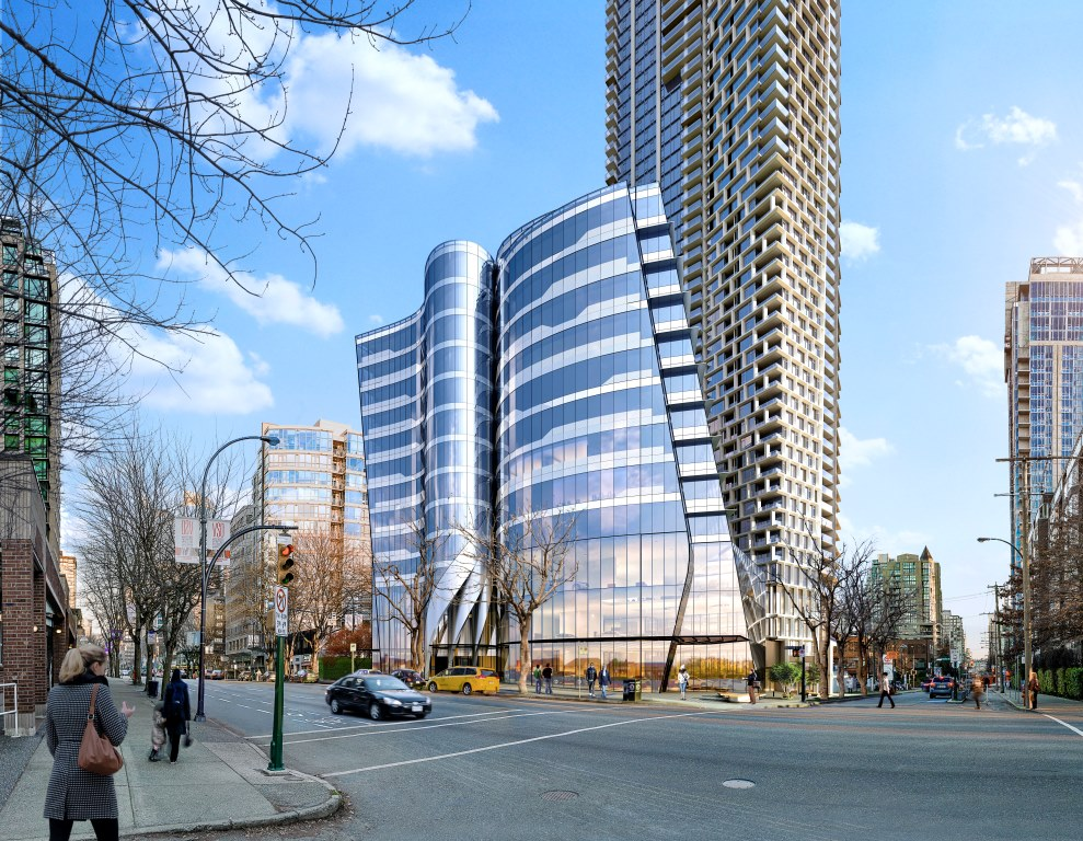 One Burrard Place, Vancouver BC - Atlas Anchor Systems