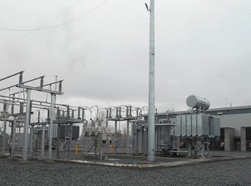 Big Bend Substation